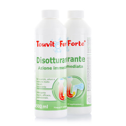 Touvit - Touvit Disgorgante Immediato 2x500 ml