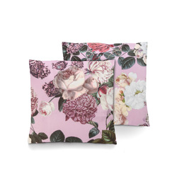 Set 2 Cuscini English Rose 45x45 - 29,99 €