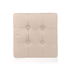 Pouf Chester beige