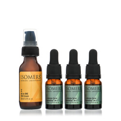 Isomers - SI MOSSCELLTEC3X10ML+AIO CRE30ML