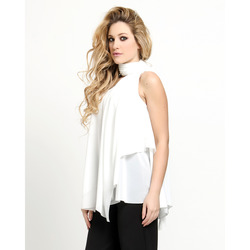 James Lakeland - Blusa con Stola 2in1