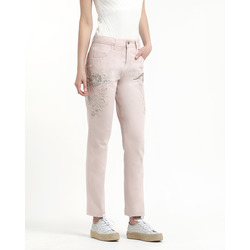 - Twin Set Jeans con Decori in Paillettes