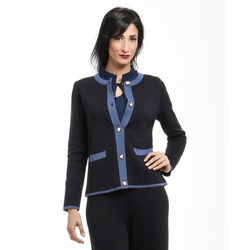 The Jetsetters - Cardigan con Bottoni