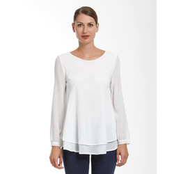 James Lakeland - Blusa in Doppia Georgette