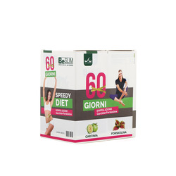 Jill Cooper - Speedy Diet Slim Plus 60 giorni