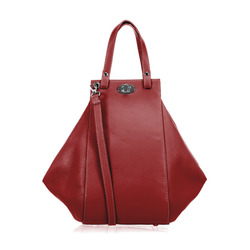 Smart & Chic Accessori - Borsa Pelle Tracolla Removibile