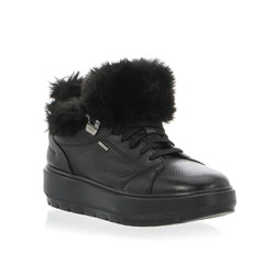 - Geox Sneakers in Pelle con Similpelliccia