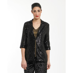 Smart & Chic-Giacca in Paillettes