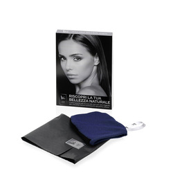 """The Beauty Glove"" Guanto Viso con Vero Argento Antibatterico Naturale - 29,50 €"