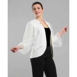 James Lakeland - Blazer con Maniche in Tulle