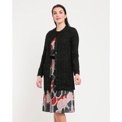 Smart & Chic - Cappotto Bouclè Lurex 3 Bottoni