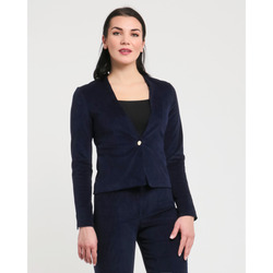 Smart & Chic - Giacca Stretch in Velluto