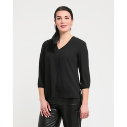 Smart & Chic - Blusa in Doppia Georgette