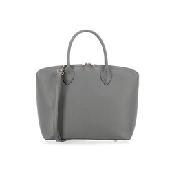 Smart & Chic Accessori - Borsa a Mano in Pelle con Tracolla