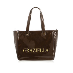 Graziella - Borsa Shopper Large Linea Margherita