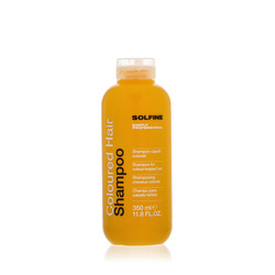 Solfine - Coloured Hair Shampoo 350ml