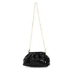Thes & Thes - Borsa Vintage Stampa Cocco Lucido
