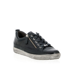 Caprice - Caprice Sneakers Pelle Stampa Cocco E Zip Laterale