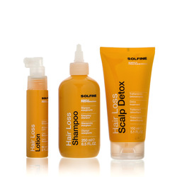 Solfine - Trio Hair Loss Programme