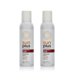 Sun Plus - Spray Abbronzatura Progressiva 200 ml x 2 pz