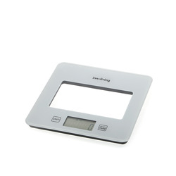 Innoliving Bilancia Digitale Ultraslim Bianco