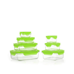 Glasslock Set 7pz 5.450ml - 29,99 €