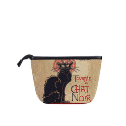 Signare - Signare Pochette Per Make Up Chat Noir