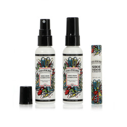 Poo-Pourri - Poo-Pourri Trio Shoe 59 Ml X2 + Travel 10ml