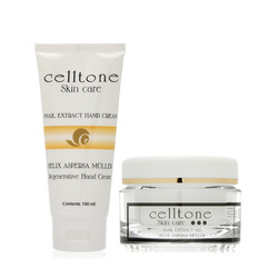 Celltone - Celltone Gel Viso 50ml + Crema Mani 100 Ml