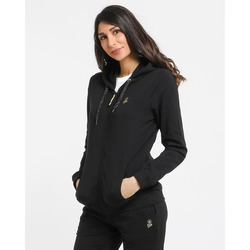 SORBETTO - Sorbetto Dpt. Tanguita Color Felpa Full Zip Con Cappuccio