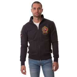 - MY Felpa Uomo Full Zip