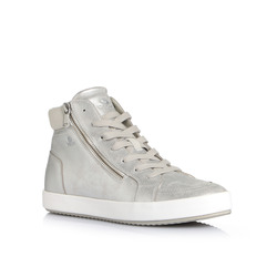 - Pop Up Store Geox Sneakers Alte Argento