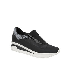 Piccadilly-Sneaker Multimateriale