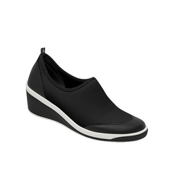 Piccadilly-Slip On Con Zeppina Bicolore