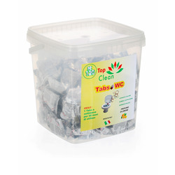 Top Clean - Tabs Wc Limone 120 Pezzi