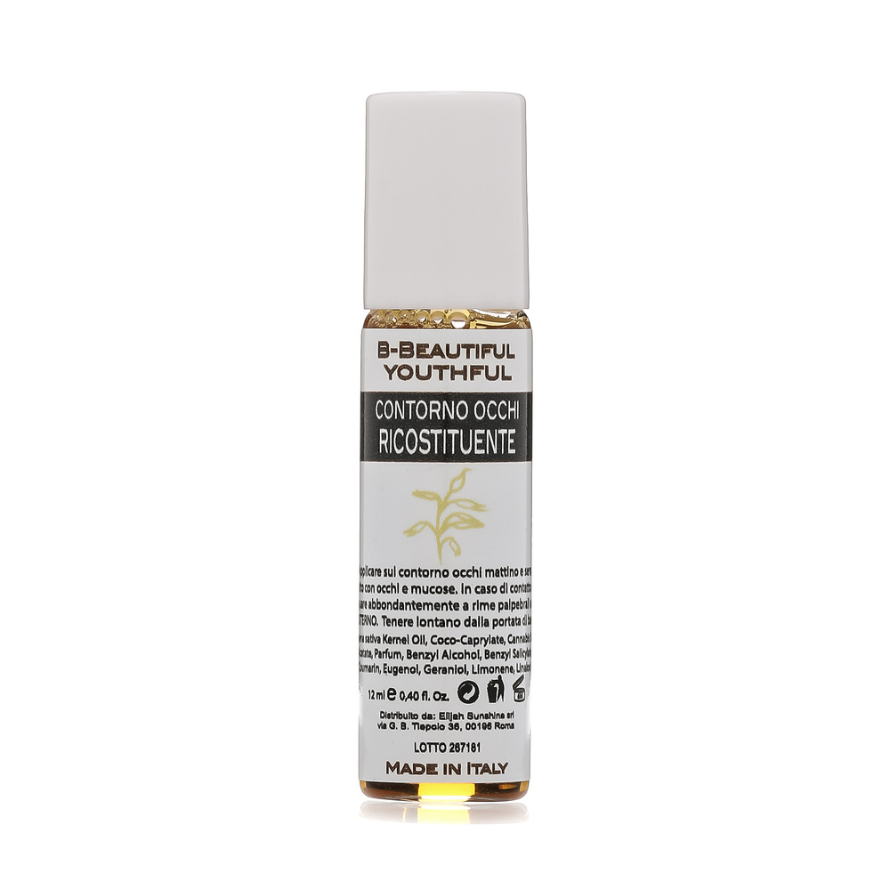 B Beautiful Contorno Occhi Ricostituente Alla Canapa 15ml