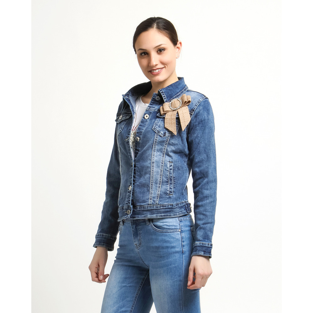 jeans scuro