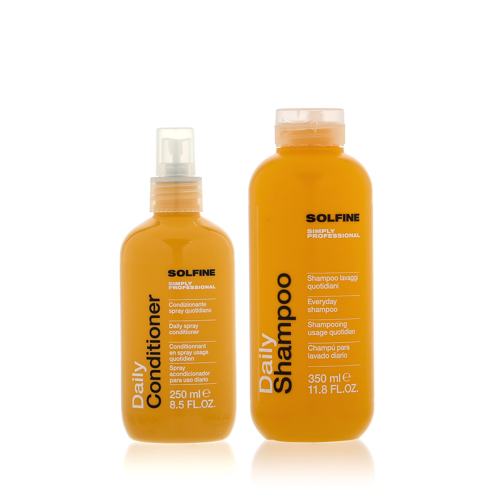 Duo Daily Shampoo 350ml + Conditioner 250ml